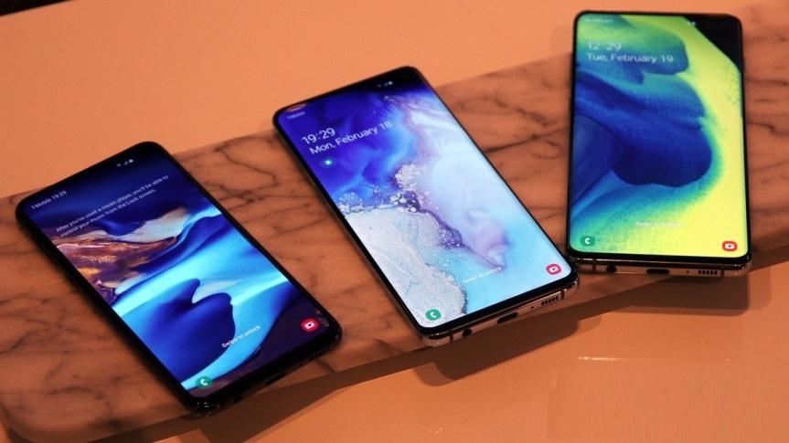 TECNOLOGIA  Samsung lança Galaxy S10, S10E e S10 Plus: veja preço e fichatécnica