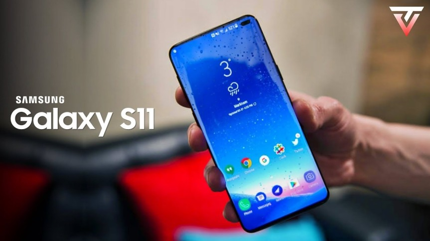 TECNOLOGIA   Samsung Galaxy S11 deve apresentar tela curva3D