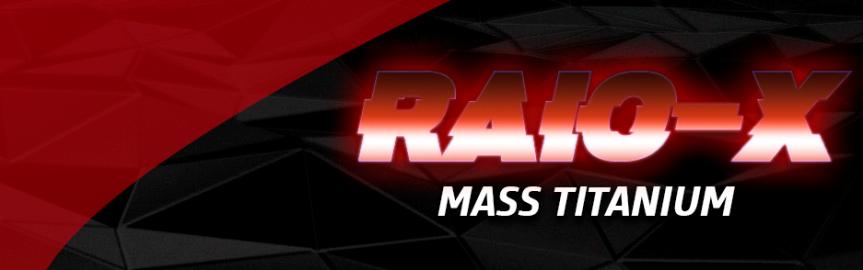 FITNESS | Raio-X – MassTitanium