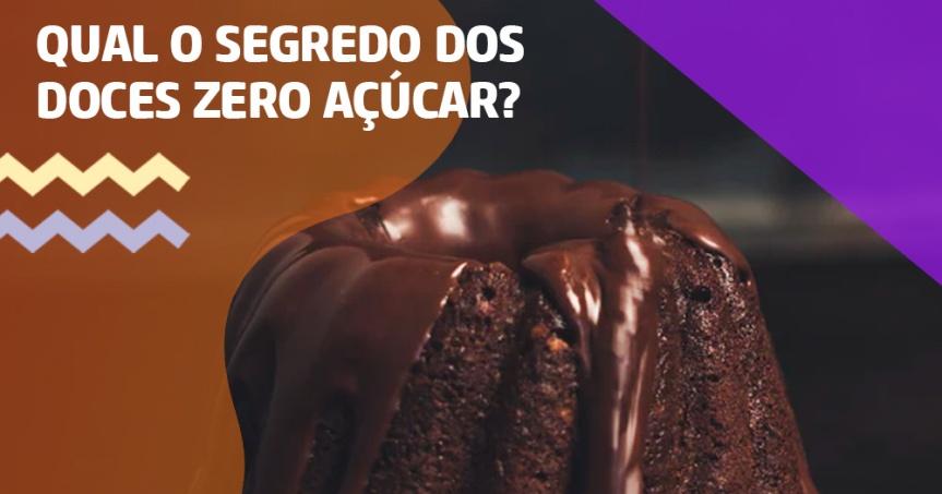 FITNESS | Qual o segredo dos doces semaçúcar?
