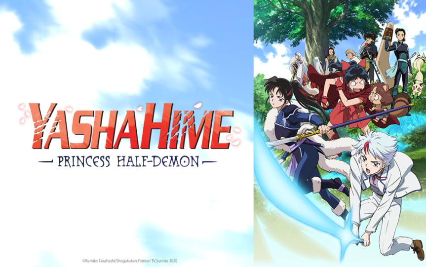 Crunchyroll anuncia Yashahime: Princess Half-Demon – Via TeoriaGeek
