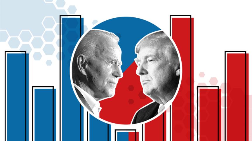 Trump x Biden
