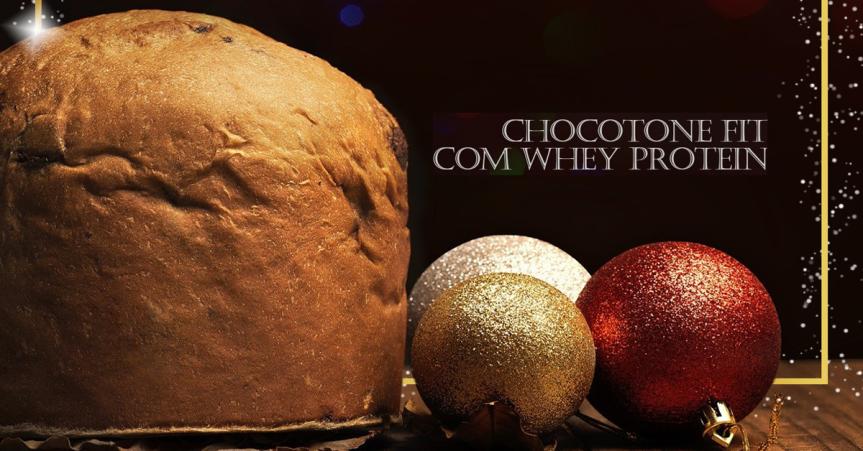 Receita - Chocotone Fit